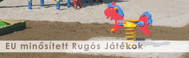EU minősített Rugós Játék
