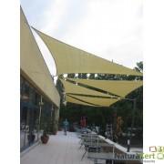 Napvitorlák háromszög 185 g/m²