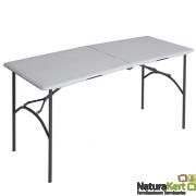 Összecsukható piknik asztal 152 cm
