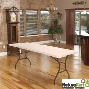 Összecsukható piknik asztal 184 cm
