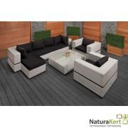 Rattan elemes kerti bútor Napoli- árak megtalálhatók a termékről bővebben