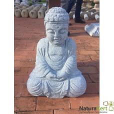 Gránit Buddha szobor