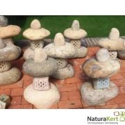 Gránit japán kerti lámpa