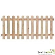 Kerítés egyenes