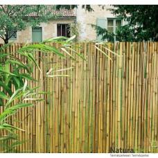 Bambusz kerítés Bambooflex