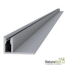 Alumínium alsó profil