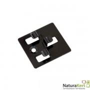 Rögzítőkapocs fém