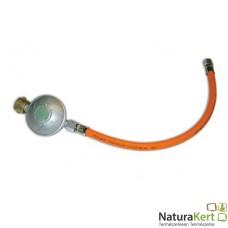 Weber gázreduktor + cső